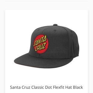 🎁2 for $25🎁 Santa Cruz Skateboards Baseball Cap